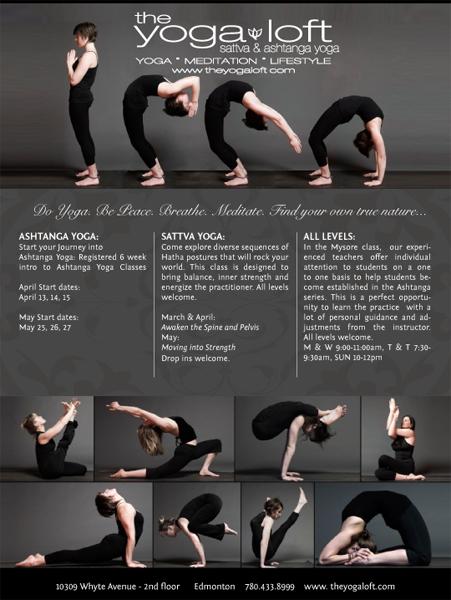 Renee La Roi Design Graphic For Yoga Studios